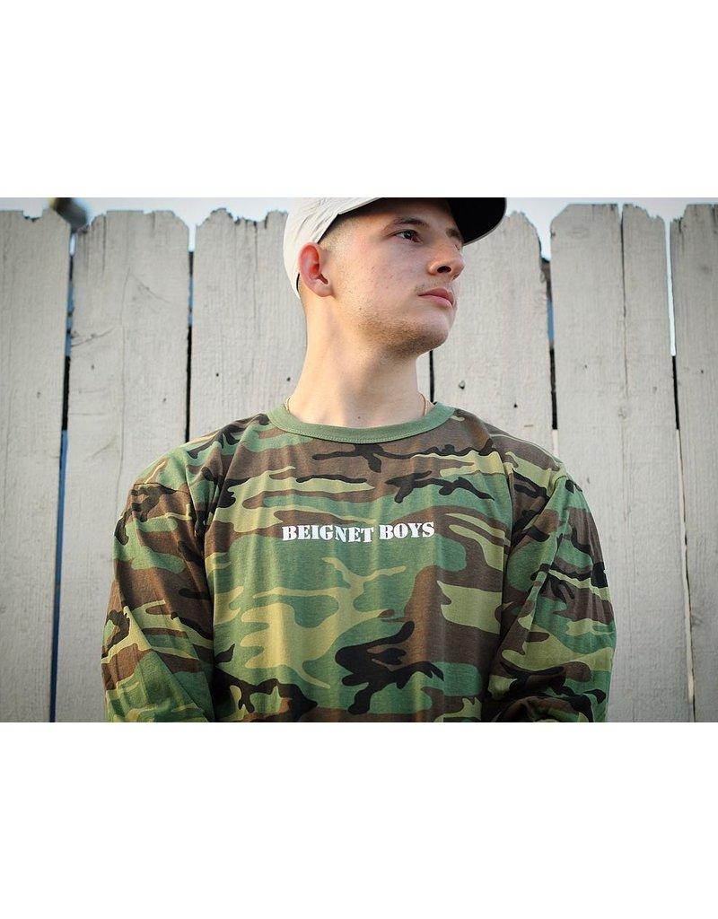 Beignet Boys War T-Shirt