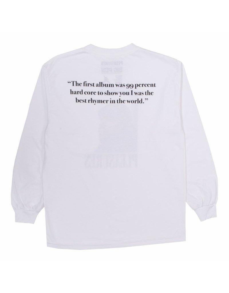 Pleasures x Big Pun Beware L/S T-Shirt
