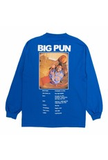 Pleasures x Big Pun Stats L/S T-Shirt