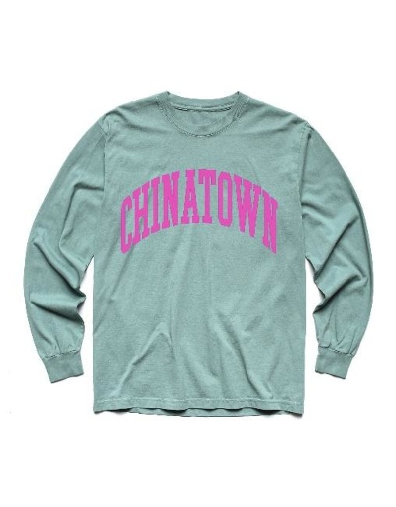 Chinatown Market Arc L/S T-Shirt
