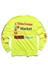 Chinatown Market Nascar L/S T-Shirt
