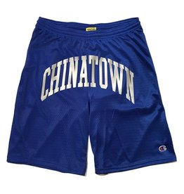 Chinatown Market Shooter Mesh Shorts