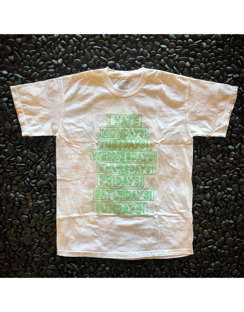 Chinatown Market Hate T-Shirt