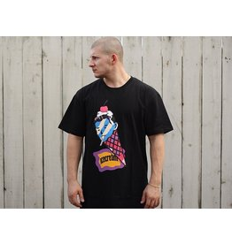 Ice Cream Cone Head T-Shirt