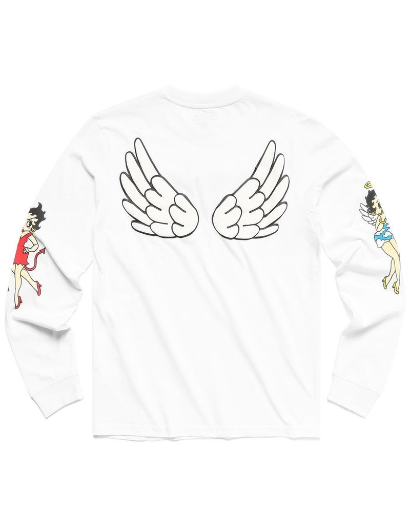 Chinatown Market Angel Devil L/S T-Shirt