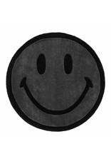 Chinatown Market Monochrome Smiley Rug