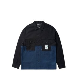 The Hundreds Split L/S Woven