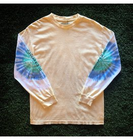 Pleasures Not Afraid Tye Dye L/S T-Shirt