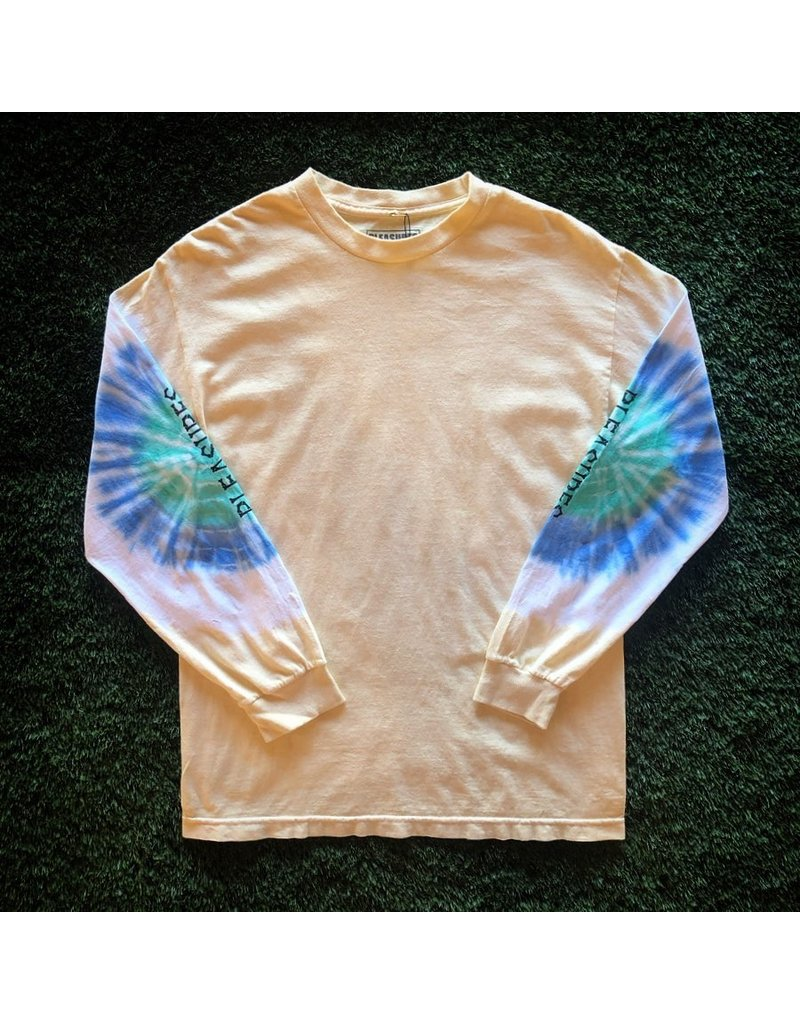 Pleasures Not Afraid Tye Dye L/S T-Shirt
