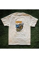 Bleached Goods Designer Racing T-Shirt