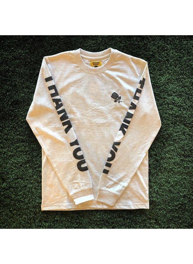 Thank You L/S T-Shirt