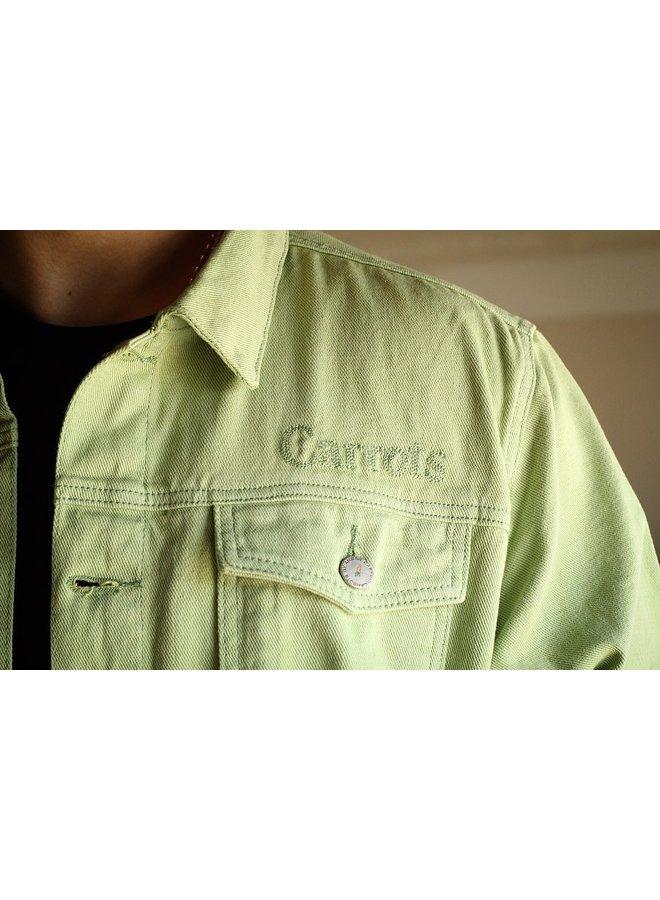 Wordmark Denim Jacket