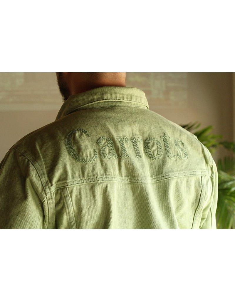 Carrots Wordmark Denim Jacket