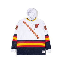 The Hundreds Greats Hooded L/S Jersey