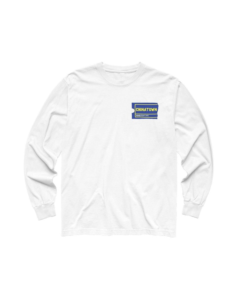 Chinatown Market Membership L/S T-Shirt