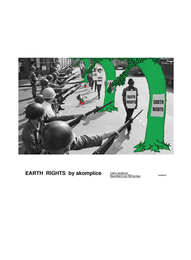 Earth Rights Movement T-Shirt