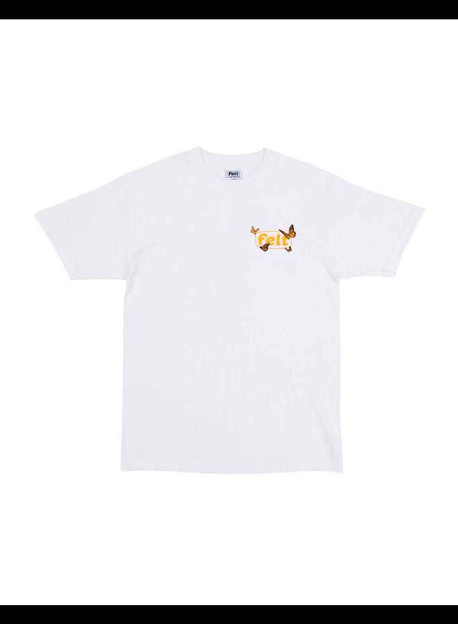 Butterfly Work T-Shirt