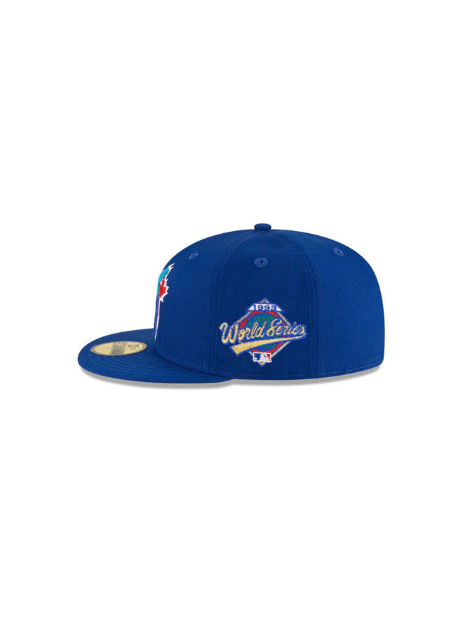 Toronto Blue Jays 1993 World Series Collection 59FIFTY Fitted