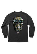 Diamond Supply x Modelo Calavera L/S T-Shirt