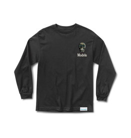 Diamond Supply x Modelo Calavera L/S T-Shirt