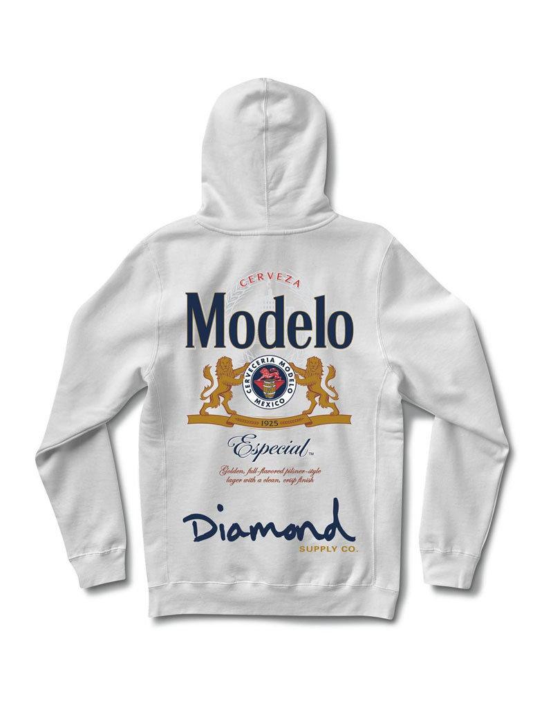 Diamond Supply x Modelo Especial Hoodie