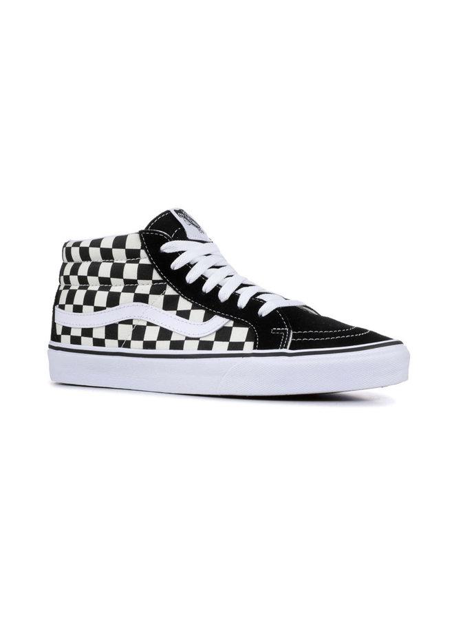 Sk8-Mid Reissue (Checkerboard/True White)