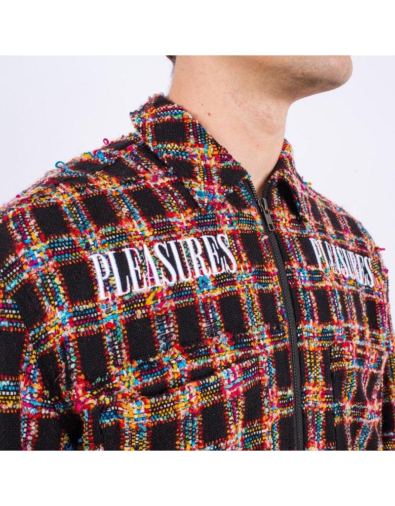 Pleasures Spearmint Zip Over Shirt