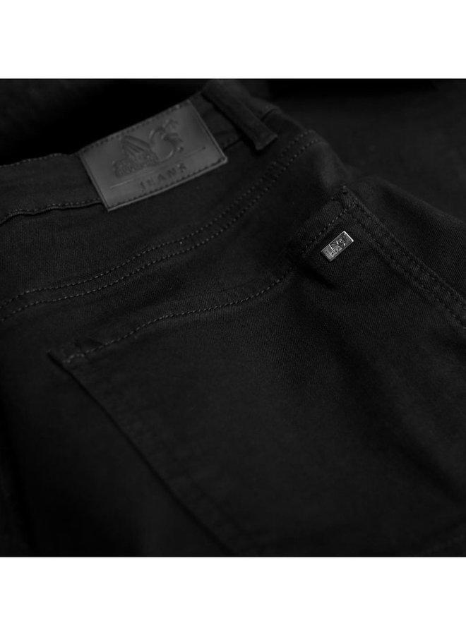 Slim Fit Jeans Black Wash