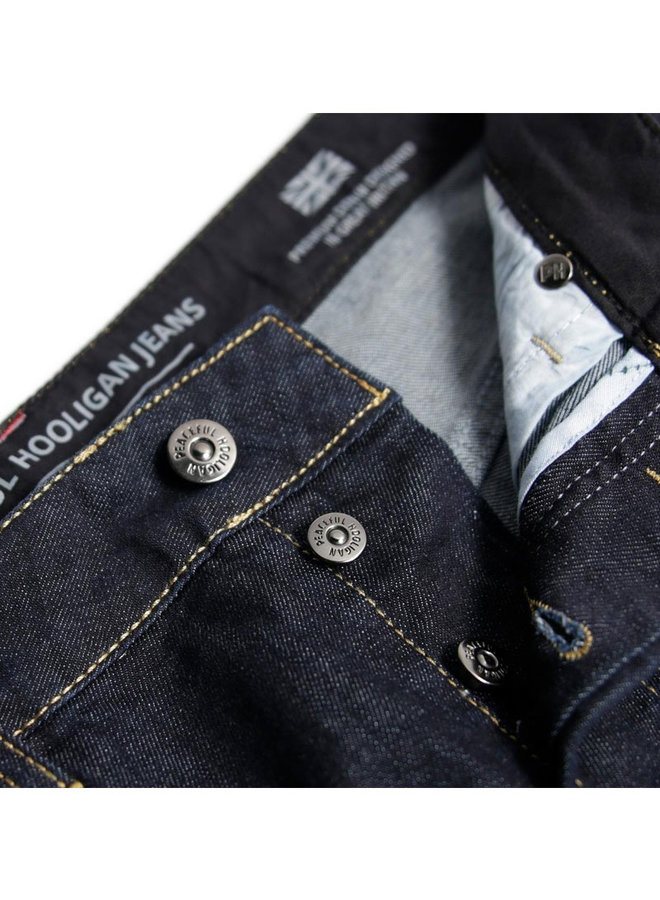 Slim Fit Jeans Rinse Wash