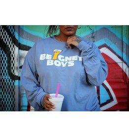Beignet Boys Hand L/S T-Shirt