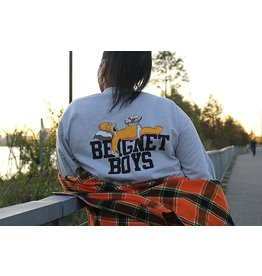 Beignet Boys Zzz Crewneck