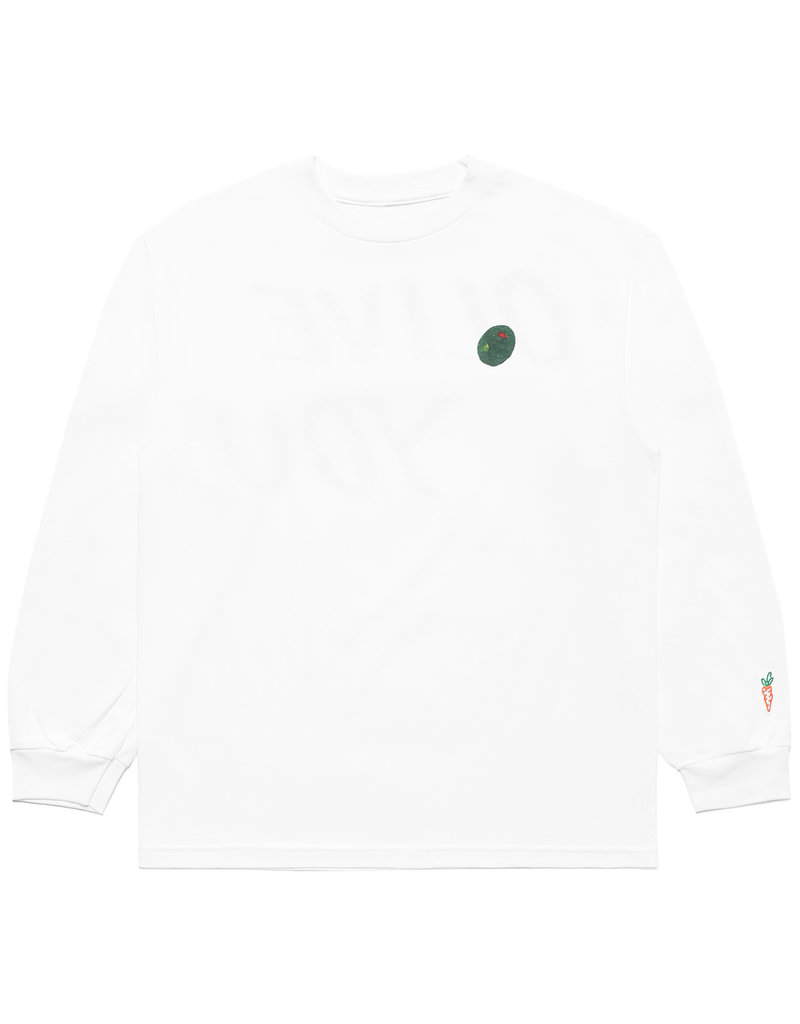 Carrots Olive You L/S