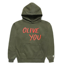 Carrots Olive You Hoodie