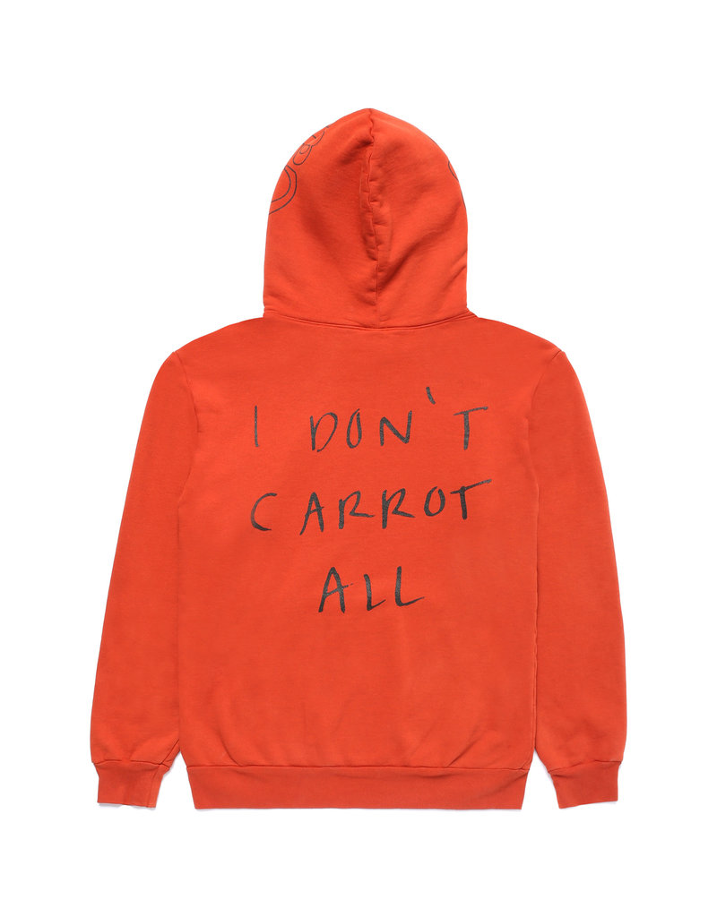Carrots I Don't Carrot Hoodie