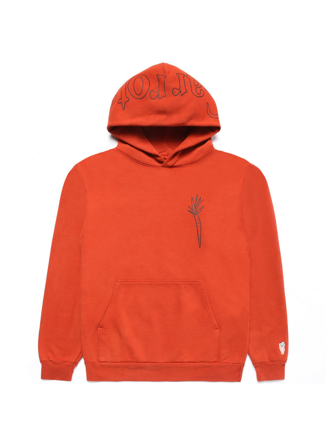 I Don't Carrot Hoodie