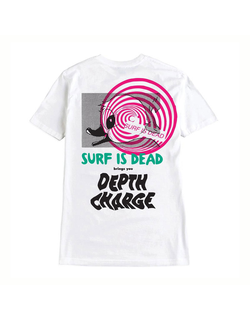 Surf Is Dead Depth Charge T-Shirt