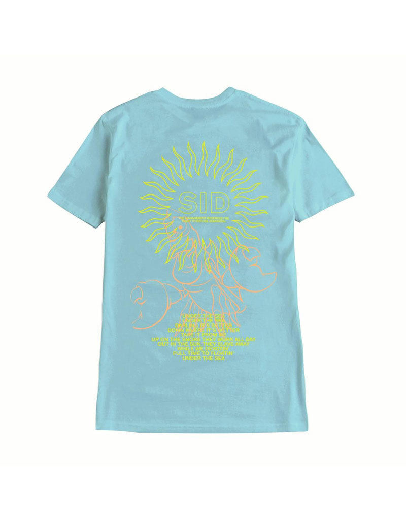 Surf Is Dead Under the Sea T-Shirt