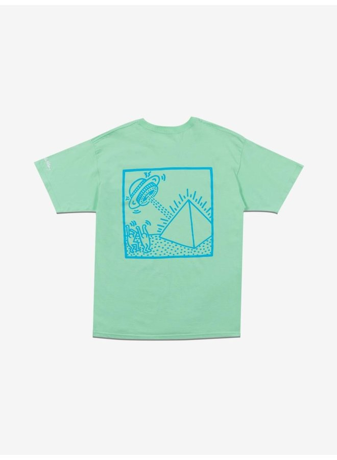 x Keith Haring Space Ships T-Shirt