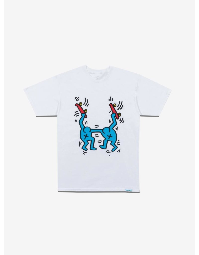 Diamond Supply x Keith Haring Stand Together T-Shirt