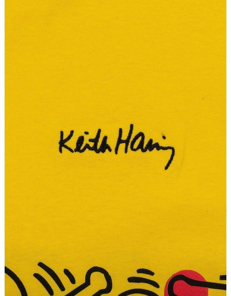 Diamond Supply x Keith Haring Rhythm and Motion L/S T-Shirt