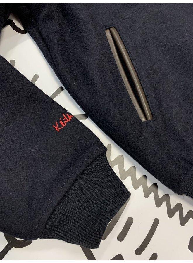 x Keith Haring Go Fast Wool Jacket