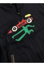 Diamond Supply x Keith Haring Go Fast Wool Jacket