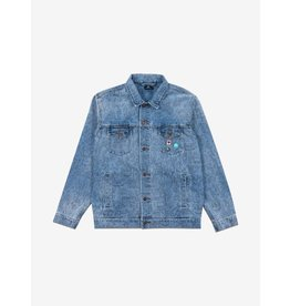 Diamond Supply x Keith Haring Unity Denim Jacket