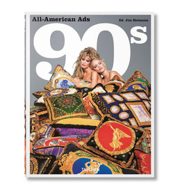 Taschen Books All-American Ads 90s