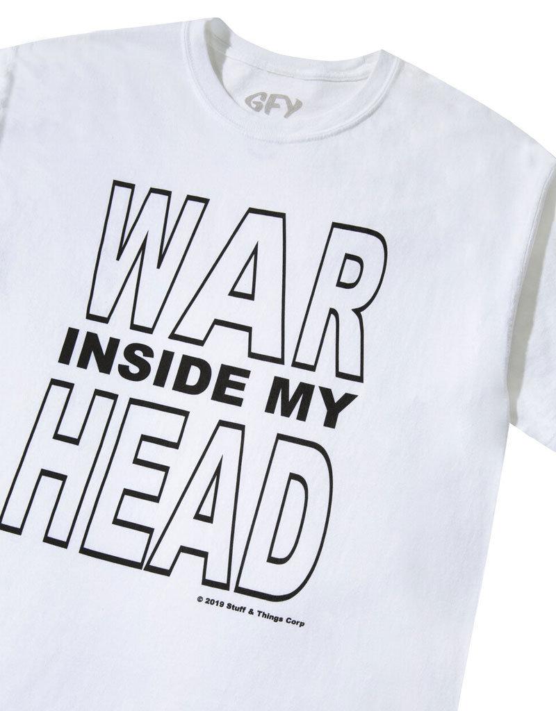 Go Fuck Yourself War Head T-Shirt