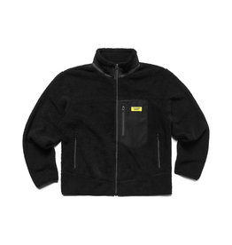 Chinatown Market Smiley Sherpa Jacket