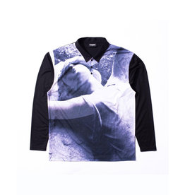 Pleasures Apart L/S Polo Shirt