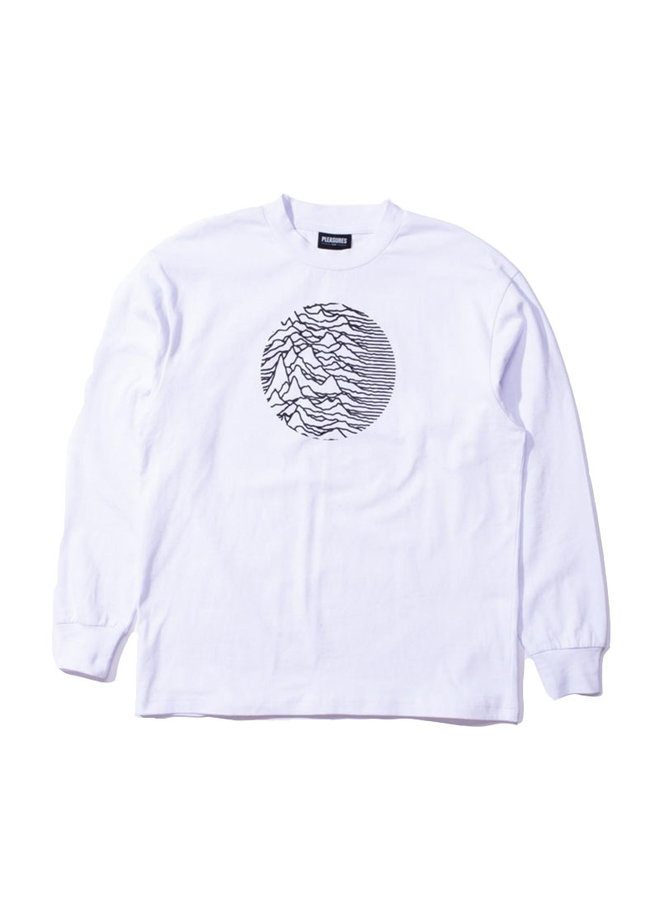 Lost Control Embroidered L/S T-Shirt