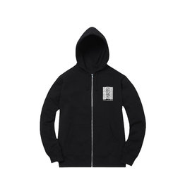 Pleasures Up Zip Hoody