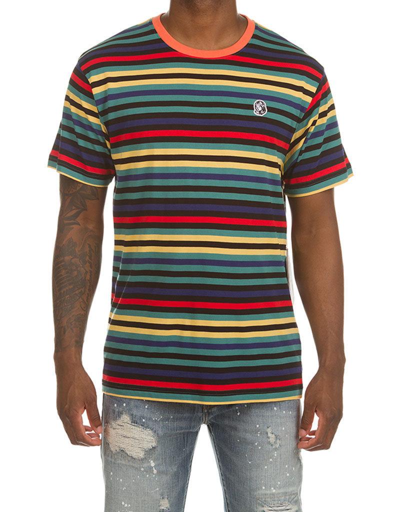 Billionaire Boys Club Stripe S/S Knit Shirt